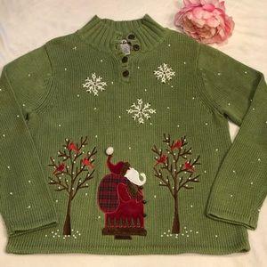 Sweaters - Ugly Santa Christmas Sweater